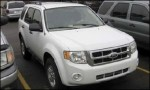 Ford Escape 2008 поймали без камуфляжа
