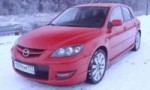 Mazda3 MPS ���������� ���� �� �����������