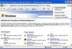 Microsoft �������� ��� Internet Explorer 8