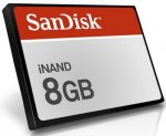 SanDisk �� 3GSM: 8-�� ����-���������� �� iNAND