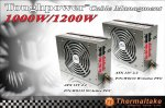 ����� ������� Thermaltake Toughpower ��������� 1 ��� � 1200 ��