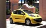 Peugeot 107 � ��������� �� ��������� �����������