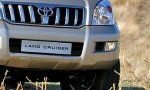 ����� �������� ����������� � Toyota Land Cruiser 2009