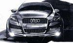 �������� Audi Q5 ��������� �� ���������� � ������
